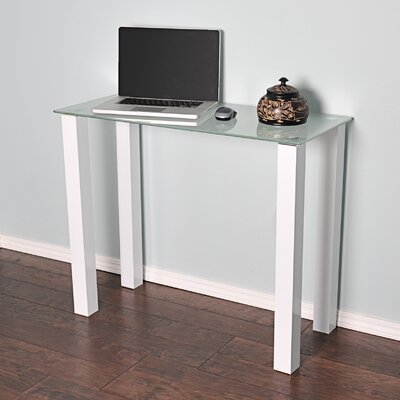 White Lines Writing Desk by RTA Home And Office