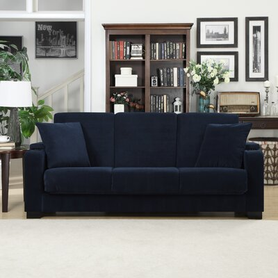 Olivia Convert-a-Couch Sleeper Sofa by Handy Living