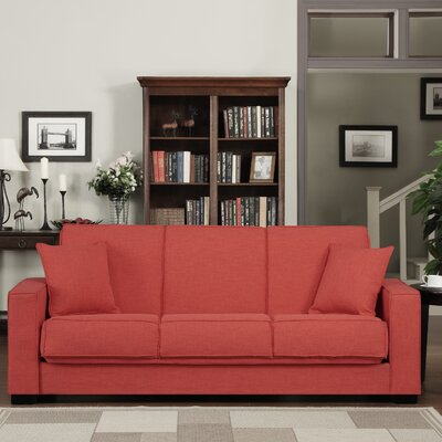 Puebla Full Convertible Sleeper Sofa by Handy Living