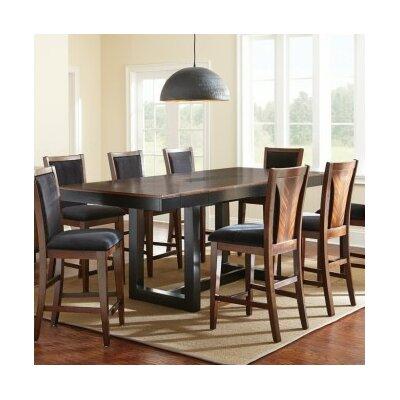 Steve Silver Furniture Julian Counter Height Extendable Dining Table Reviews Wayfair Supply