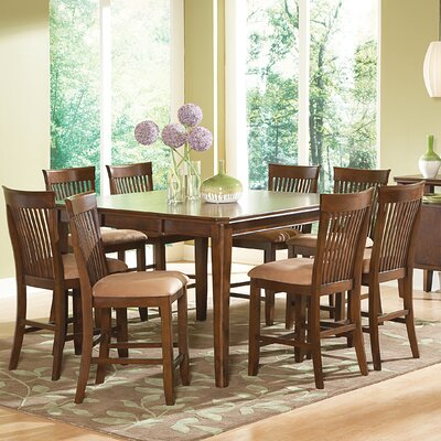 Montreal 9 Piece Dining Set by Steve Silver Furniture