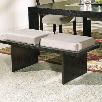 Movado Velvet Kitchen Bench by Steve Silver Furniture