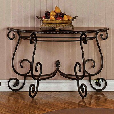 Steve Silver Furniture Crowley Console Table
