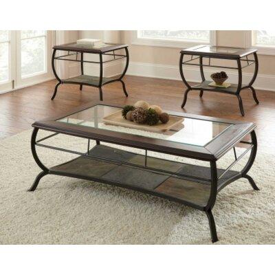 Steve Silver Furniture Loretta Coffee Table Set