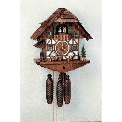 8 Day Movement Cuckoo Clock by Schneider