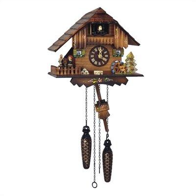 Cuckoo Quartz Wall Clock by Schneider