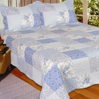 Mary Quilt by J&J Bedding