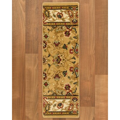 Elise Classic Persian Stair Tread by Natural Area Rugs