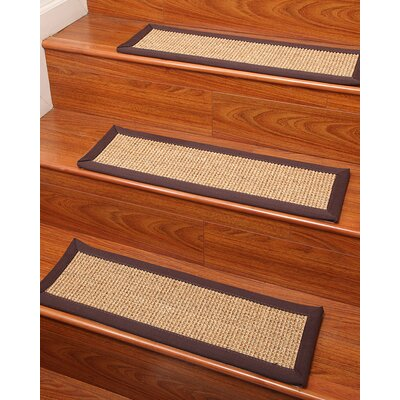 Sisal Casual Living Stair Treads