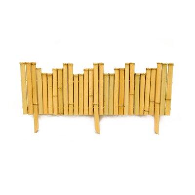 Backyard X-Scapes Bamboo Border - 5 Pack Bundled
