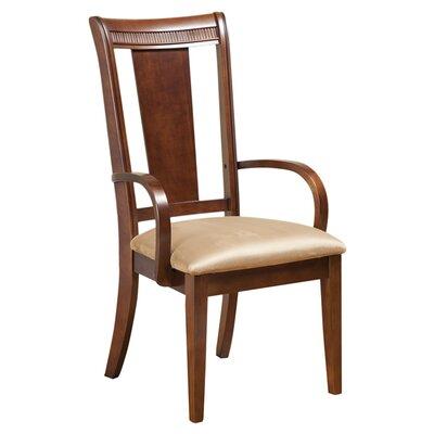 Saratoga Arm Chair by Alpine Furniture