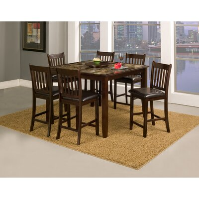 Capitola Pub Table by Alpine Furniture