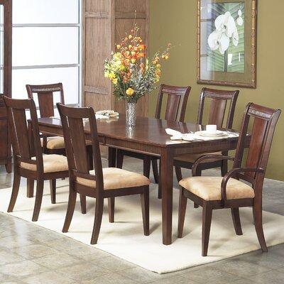 Saratoga 7 Piece Dining Set by Alpine Furniture
