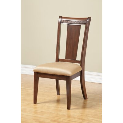 Saratoga Side Chair by Alpine Furniture