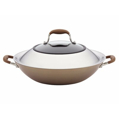 Advanced Covered Wok by Anolon