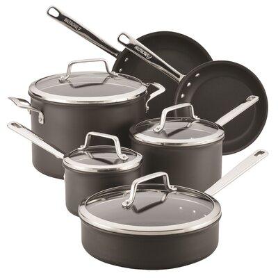 10-Piece Non-Stick Cookware Set by Anolon