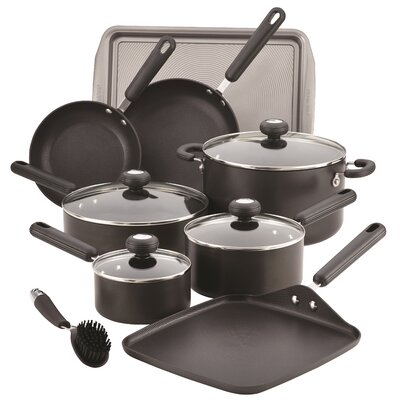 13 Piece Non-Stick Cookware Set by Anolon