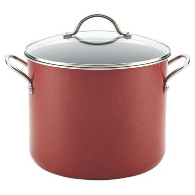 New Traditions 12-qt. Stock Pot with Lid by Farberware