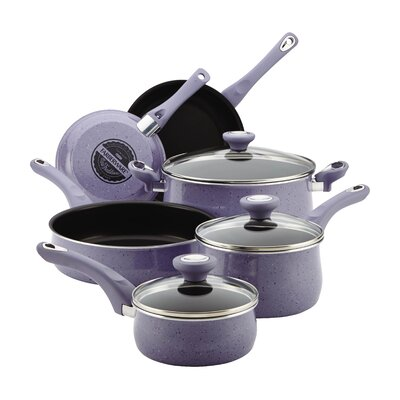 New Traditions 12-Piece Cookware Set by Farberware