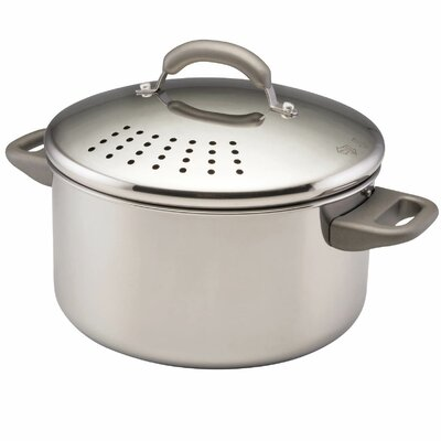 6-qt. Stock Pot with Lid by Farberware