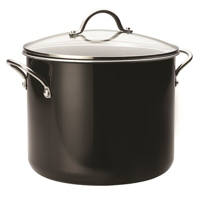 12-qt. Stockpot with Lid by Farberware