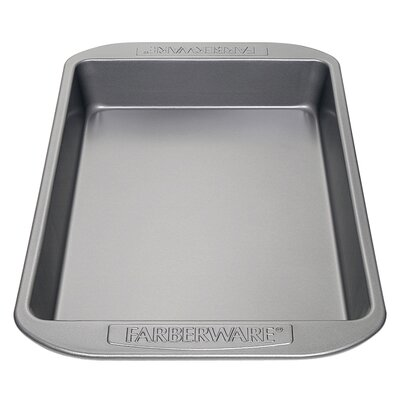 Nonstick Rectangular Cake Pan by Farberware