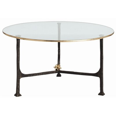 Narnia Iron / Glass Cocktail Table by ARTERIORS Home