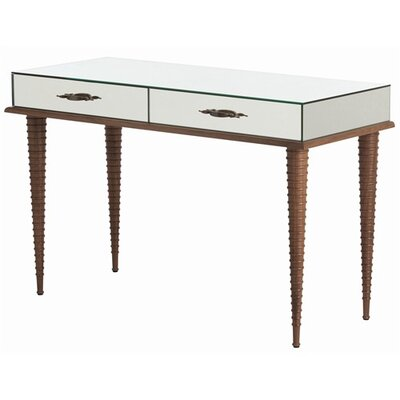 Saba Mirrored Console Table by ARTERIORS Home