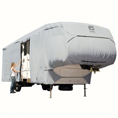 Classic Accessories Overdrive PermaPro Extra Tall 5th Wheel Cover