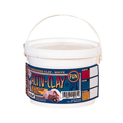 Activa Products Activ-clay White 10 Lb.