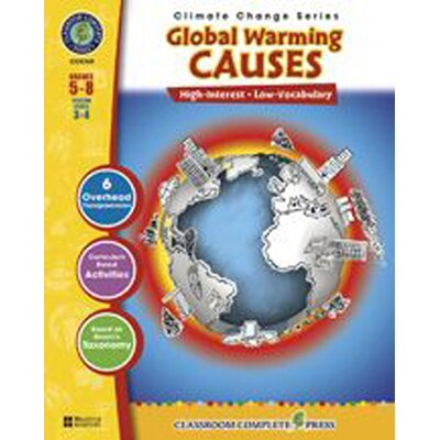 Classroom Complete Press Global Warming Causes Book