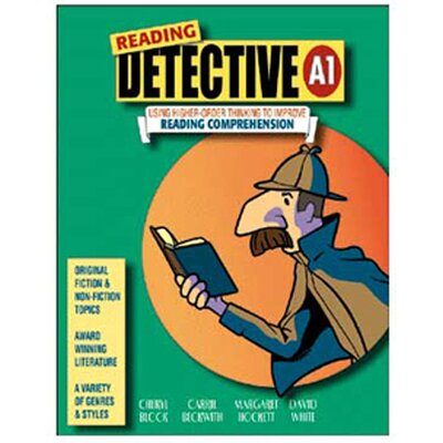 Critical Thinking Press Reading Detective A Grade 5-6 Book