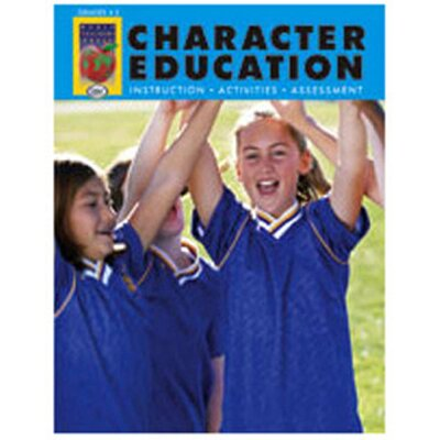 Didax Character Education Grade 6-8 Book