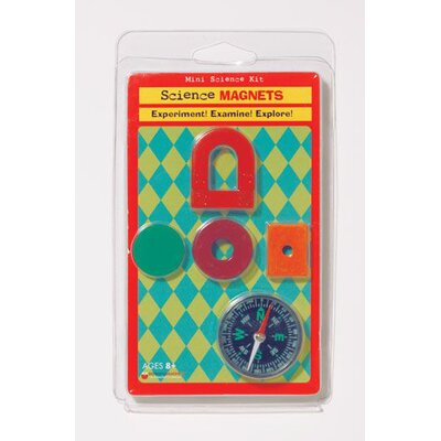 Dowling Magnets Magnets Mini Science Kit