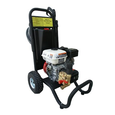 2700 PSI Cold Water Gas Pressure Washer with 6.5 Honda Engine by Cam Spray