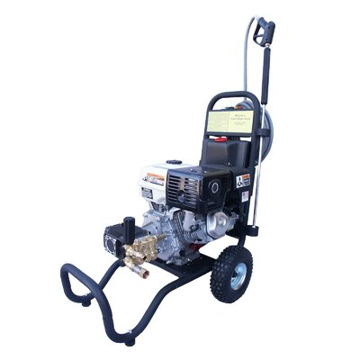 3500 PSI Cold Water Gas Pressure Washer by Cam Spray