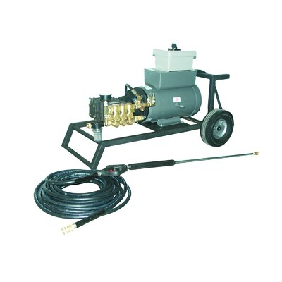 Cam Spray 2500 PSI Cold Water Electic Tube Cart Pressure Washer