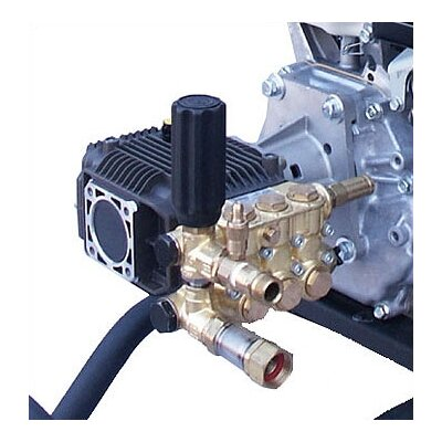 Cam Spray 3500 PSI Cold Water Gas Pressure Washer