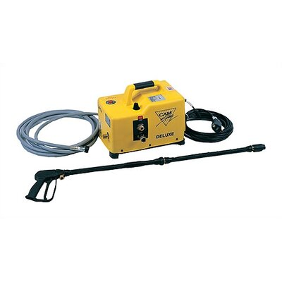 1500 PSI Cold Water Electric Hand Carry Pressure Washer by Cam Spray