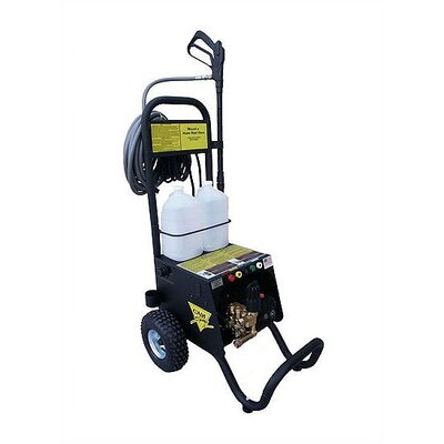 1450 PSI Cold Water Electric MX Cart Pressure Washer by Cam Spray