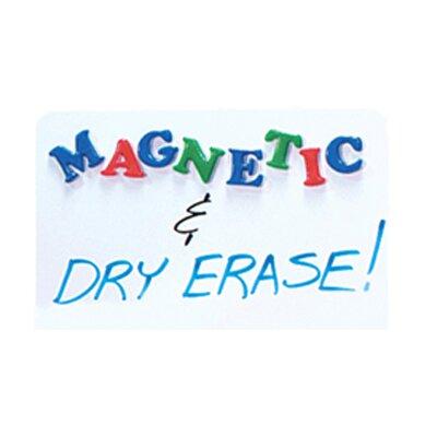 Flipside Dry Erase Magnetic Lap Board Whiteboard, 2' x 3'