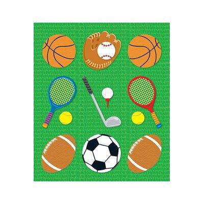 Frank Schaffer Publications/Carson Dellosa Publications Sports Prize Pack Sticker