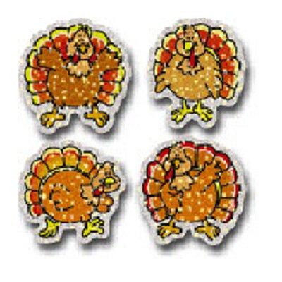 Frank Schaffer Publications/Carson Dellosa Publications Dazzle Turkeys Sticker