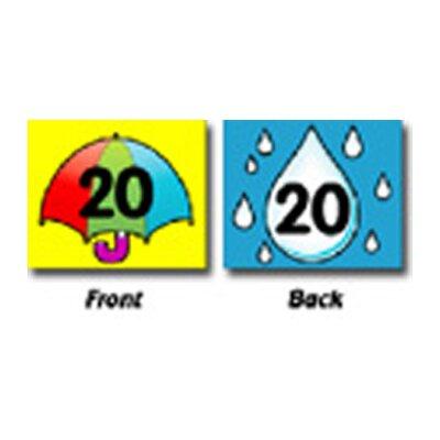 Frank Schaffer Publications/Carson Dellosa Publications 2 Sided Calendar Cover-ups Bulletin Board Cut Out