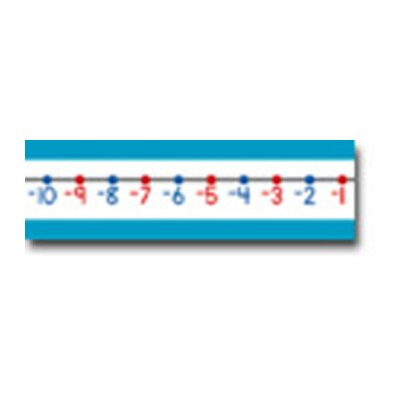 Frank Schaffer Publications/Carson Dellosa Publications Classroom Line Number Set