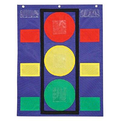 Frank Schaffer Publications/Carson Dellosa Publications Stoplight Pocket Chart