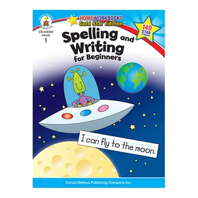 Frank Schaffer Publications/Carson Dellosa Publications Spelling & Writing For Beginners