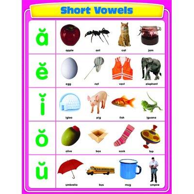 Frank Schaffer Publications/Carson Dellosa Publications Short Vowels Chart