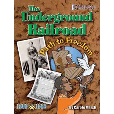 Gallopade Underground Railroad Path to Book