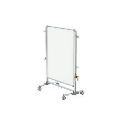 Ghent Nexus Jr. Partition Mobile Magnetic Whiteboard